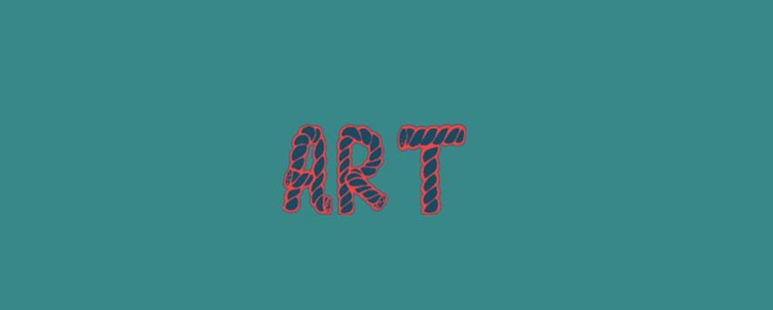 ART – et lyst og moderne tema