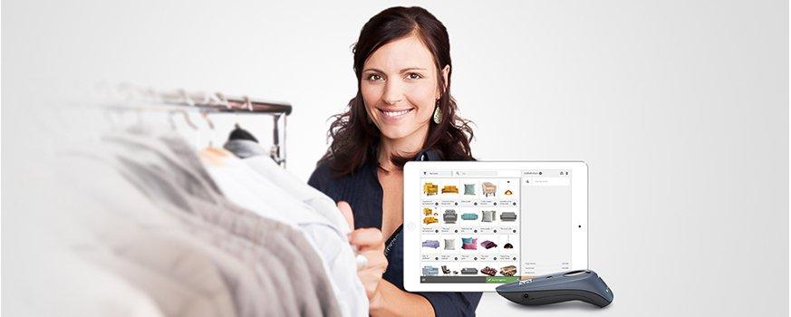 Gør dit fysiske salg smartere med SmartWeb POS