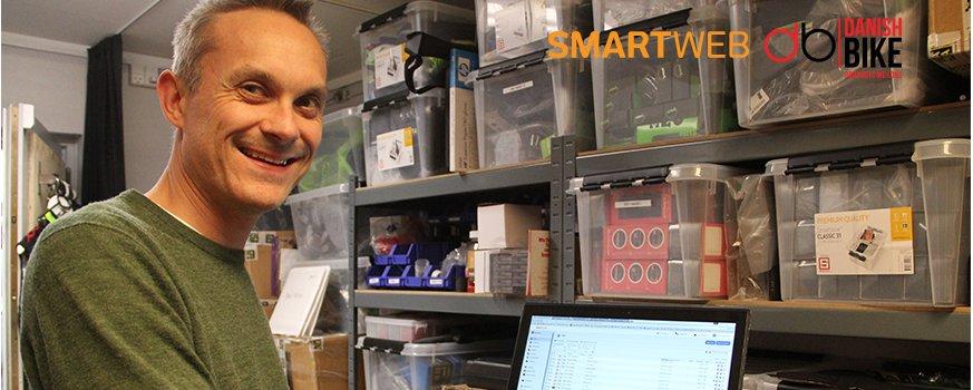 Danishbike.dk: SmartWeb er nemt og har gratis designs, der får din webshop til at ligne en million!