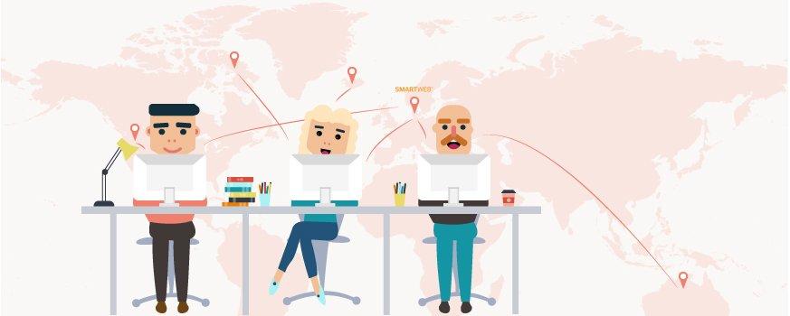 Tillat IT-medarbeiderne dine flere ansettelser på én gang og tiltrekk talentene!