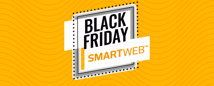 Black Friday hos SmartWeb