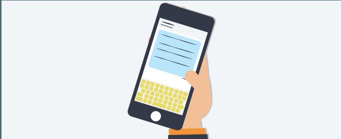 Sms udsender - SmartWeb