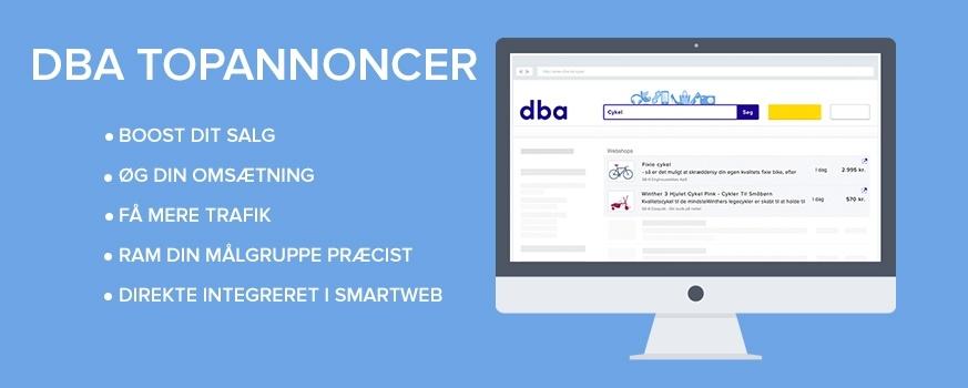 Hvad er DBA TopAnnoncer?