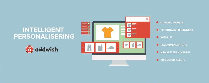 Optimaliser salget i nettbutikken din med intelligent tilpasning