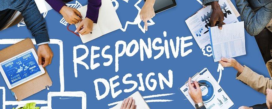 Responsivt nettdesign og handel på tvers av plattformer