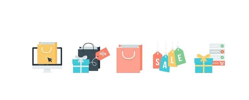 Nem visning af nye produkter og tilbud på din webshop løsning