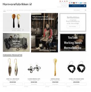 www.hornvarefabrikken.no<br>