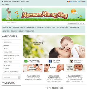 www.mammanminogmeg.no<br>