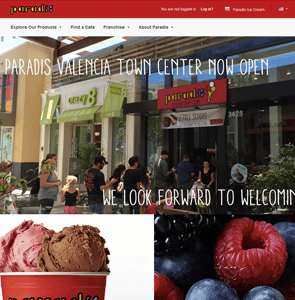 www.paradis-icecream.com<br>
