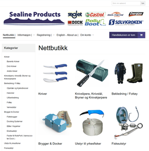 www.sealine-products.no<br>