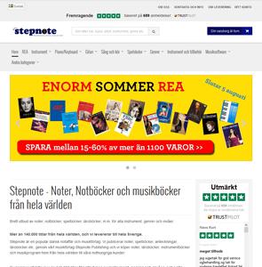 www.stepnote.se<br>