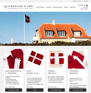 www.langkilde-flagfabrik.dk<br>